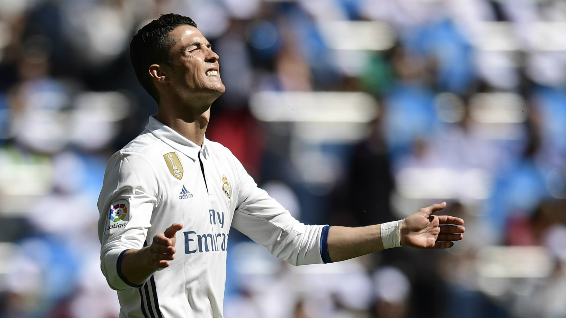 Cristiano Ronaldo Real Madrid Alaves La Liga