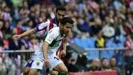 Jesus Gamez Ferran Corominas Atletico de Madrid Elche Liga BBVA 04252015