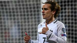 Antoine Griezmann Luxembourg France WC Qualifier