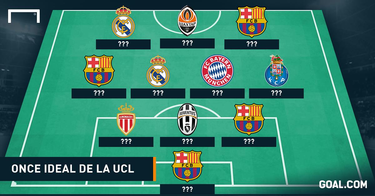 Champions League XI GFX