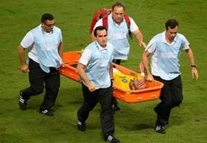 Neymar Brazil Colombia World Cup Cuarter Finals 04072014