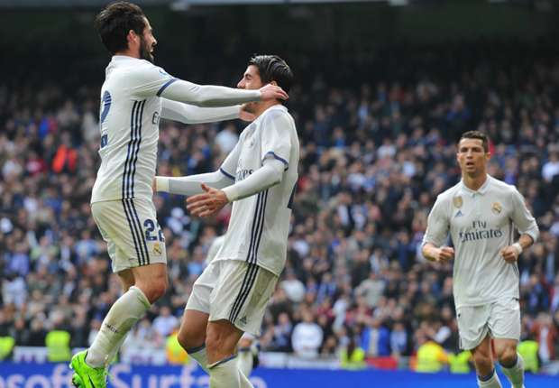 Real Madrid 2-0 Espanyol Highlights