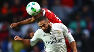 Timothee Kolodziejczak Dani Carvajal Real Madrid Sevilla UEFA Supercup 09082016