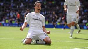 Lucas Vazquez Real Madrid Eibar 09042016 Credit: