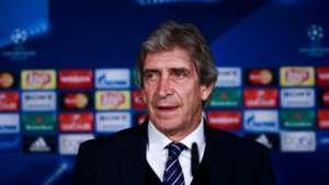 Manuel Pellegrini Manchester City press conference UEFA Champions League 03052016