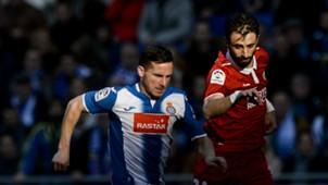 Pablo Piatti Nico Pareja Espanyol Sevilla LaLiga 29012017