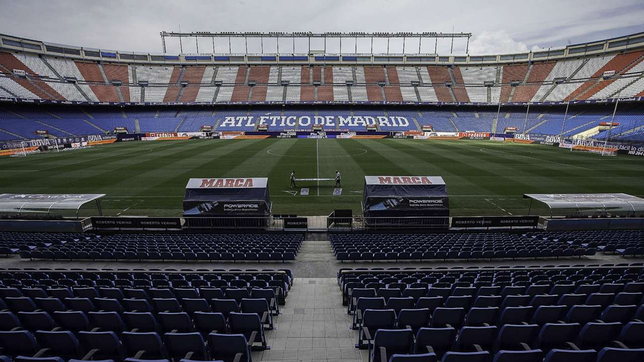 Vicente Calderon Atletico Madrid Las Palmas 22082015