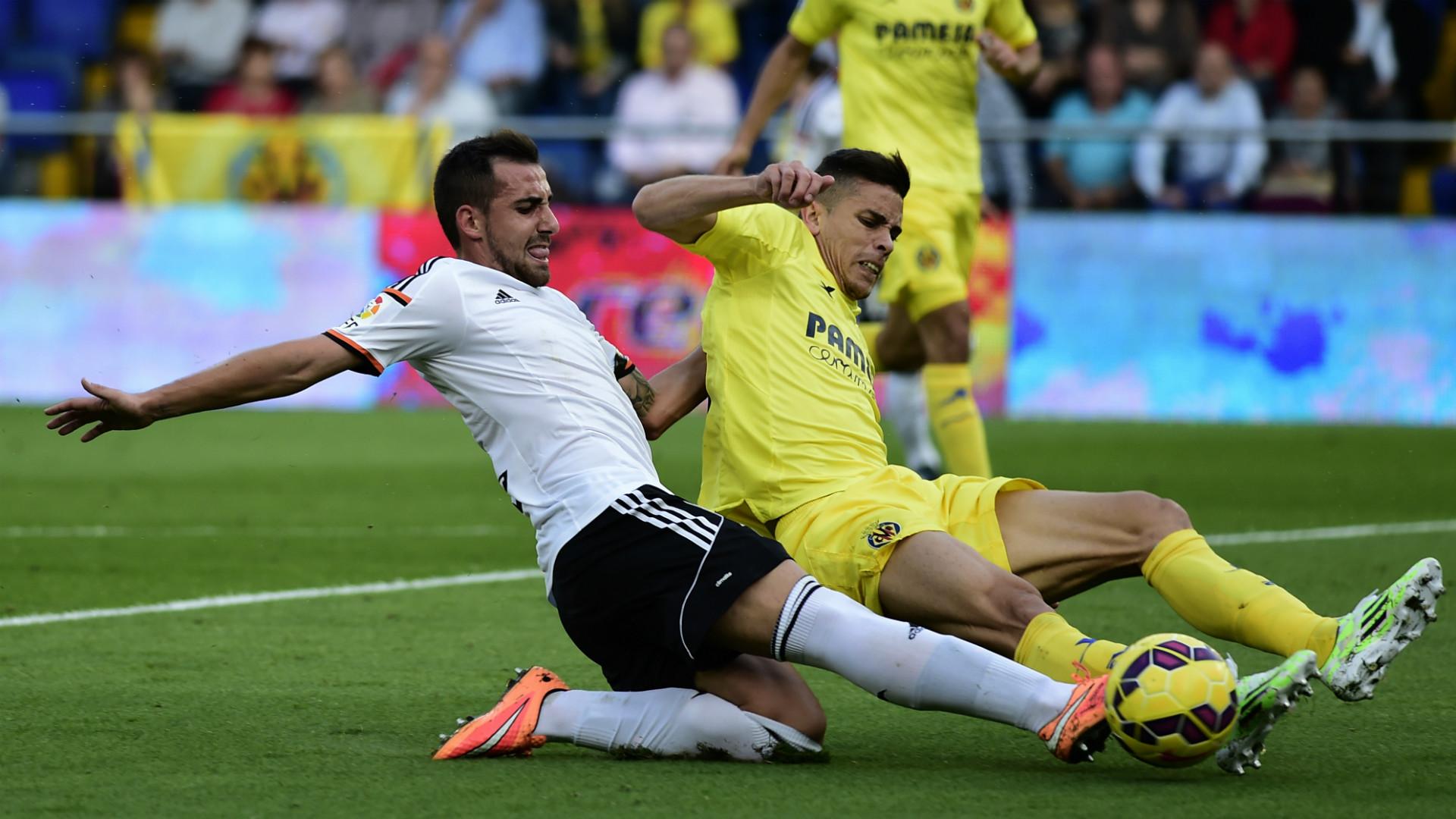 Gabriel Paco Alcacer Villarreal Valencia La Liga