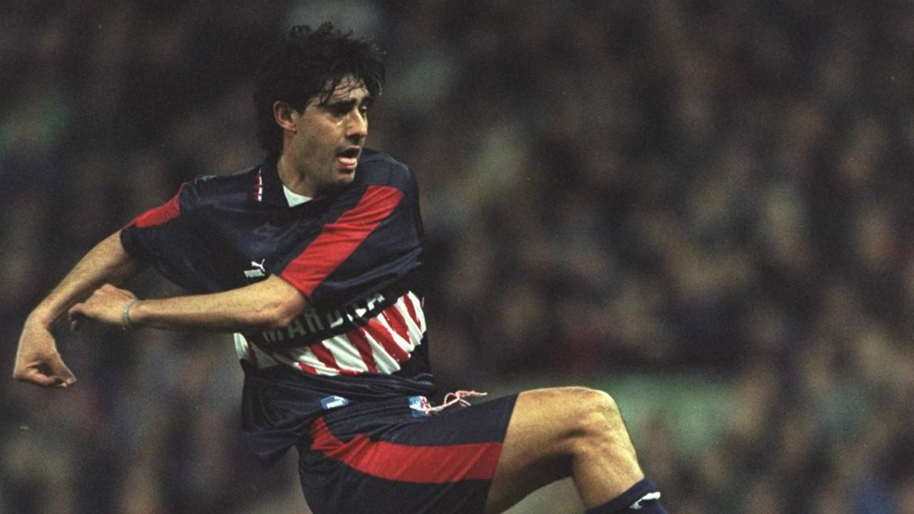 José Pérez Caminero Atlético