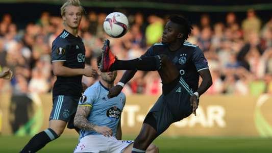 Bertrand Traore Carles Planas Celta Ajax Europa League