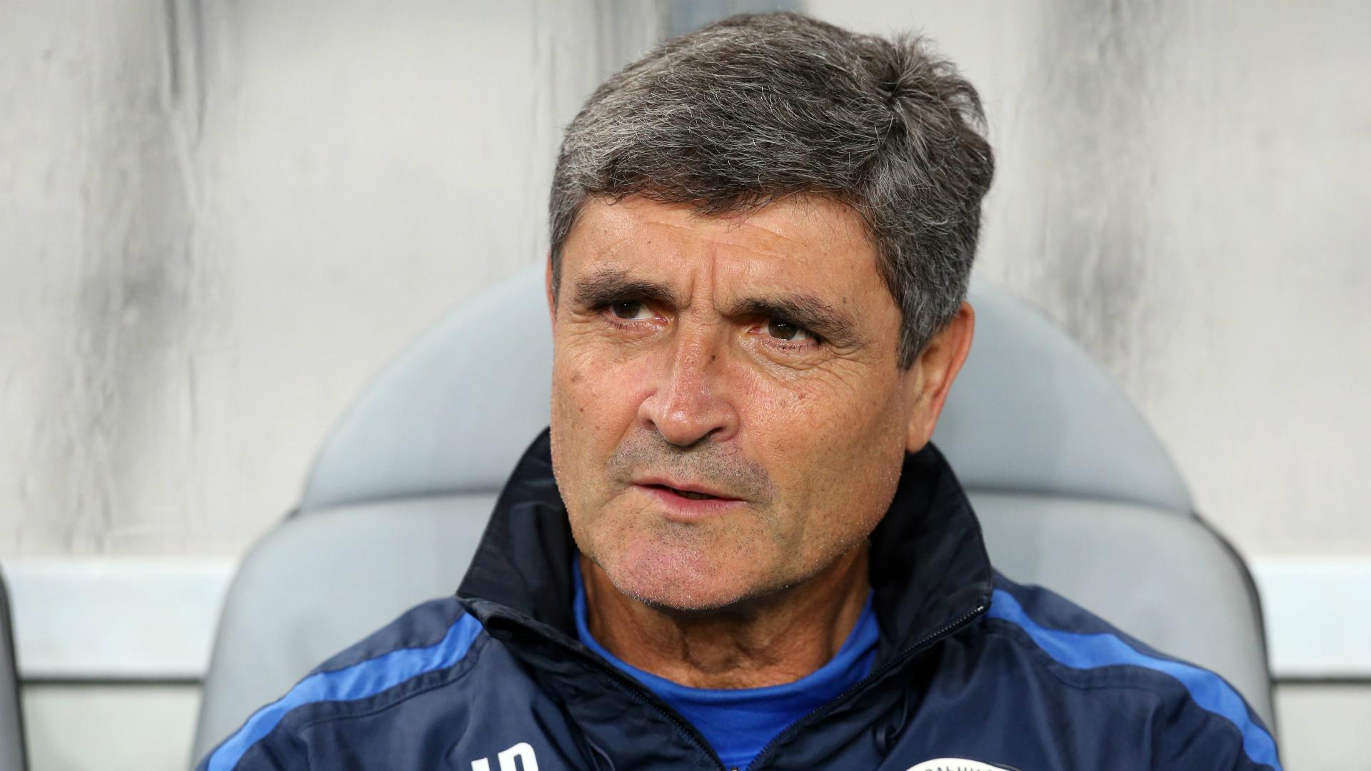 Juande Ramos Spanish coach