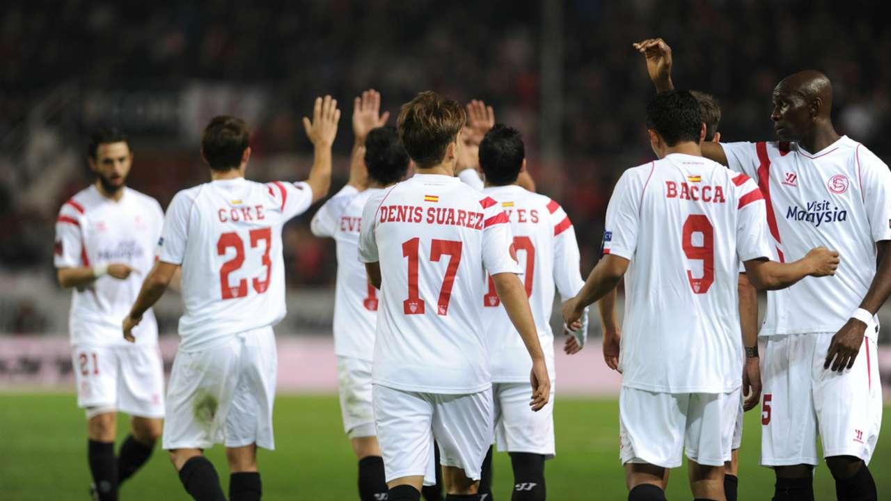 Sevilla Rijeka Europa League
