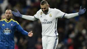 Karim Benzema Real Madrid Celta Copa del Rey