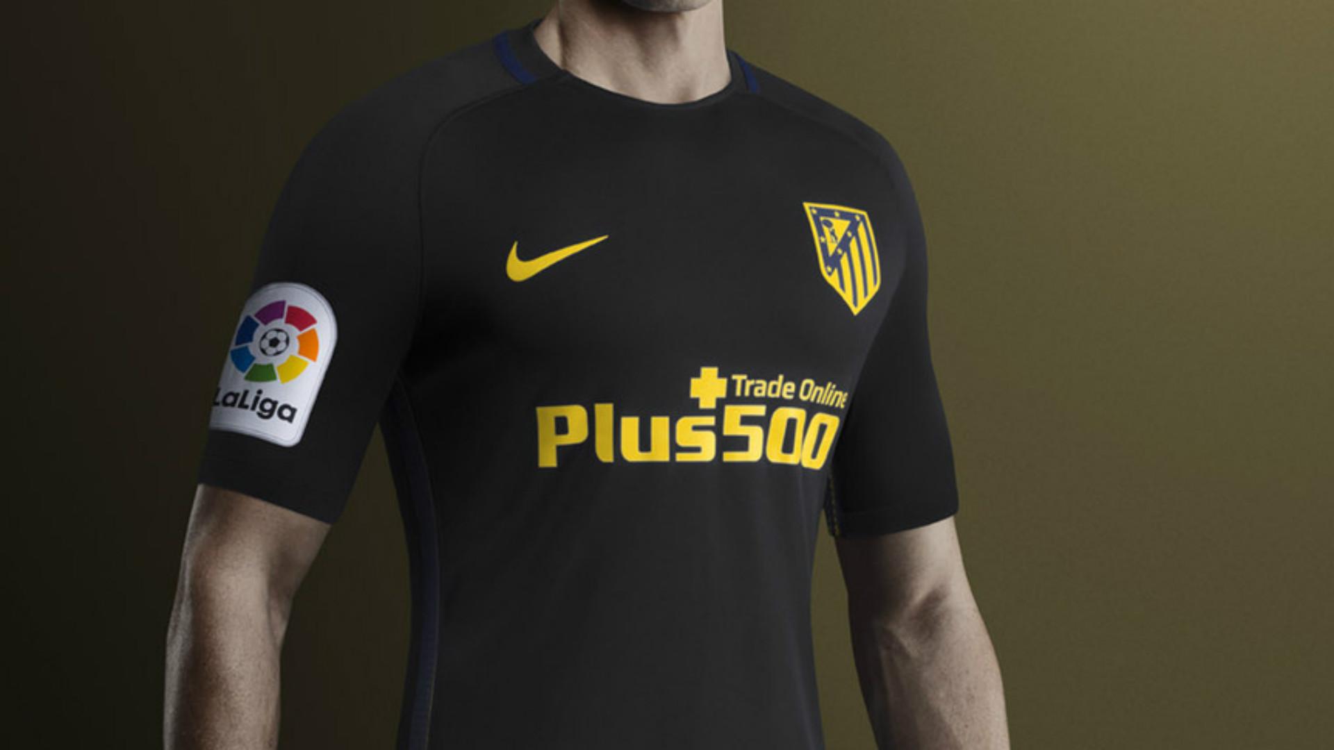 Las camisetas del Atlético de Madrid para la temporada 2016-17 ... 46e69e473c0