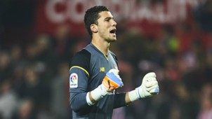 David Soria Sevilla Real Madrid Copa del Re