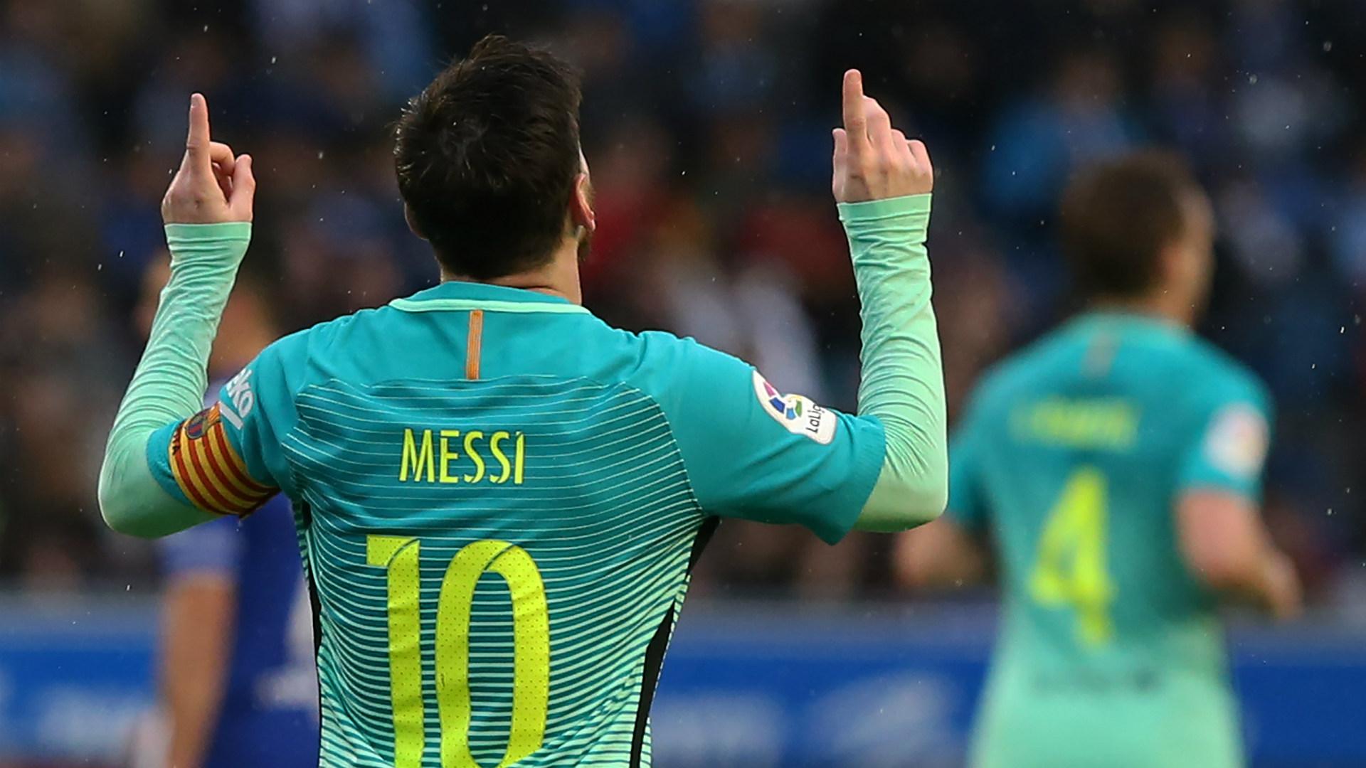 Lionel Messi Alaves Barcelona LaLiga 11020217