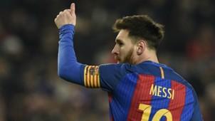 Lionel Messi Barcelona Real Sociedad Copa del Rey 26012017