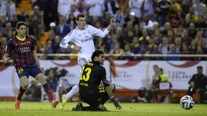 Gareth Bale Real Madrid Barcelona Copa del Rey final