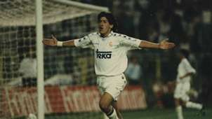 Zamorano Real Madrid Barcelona