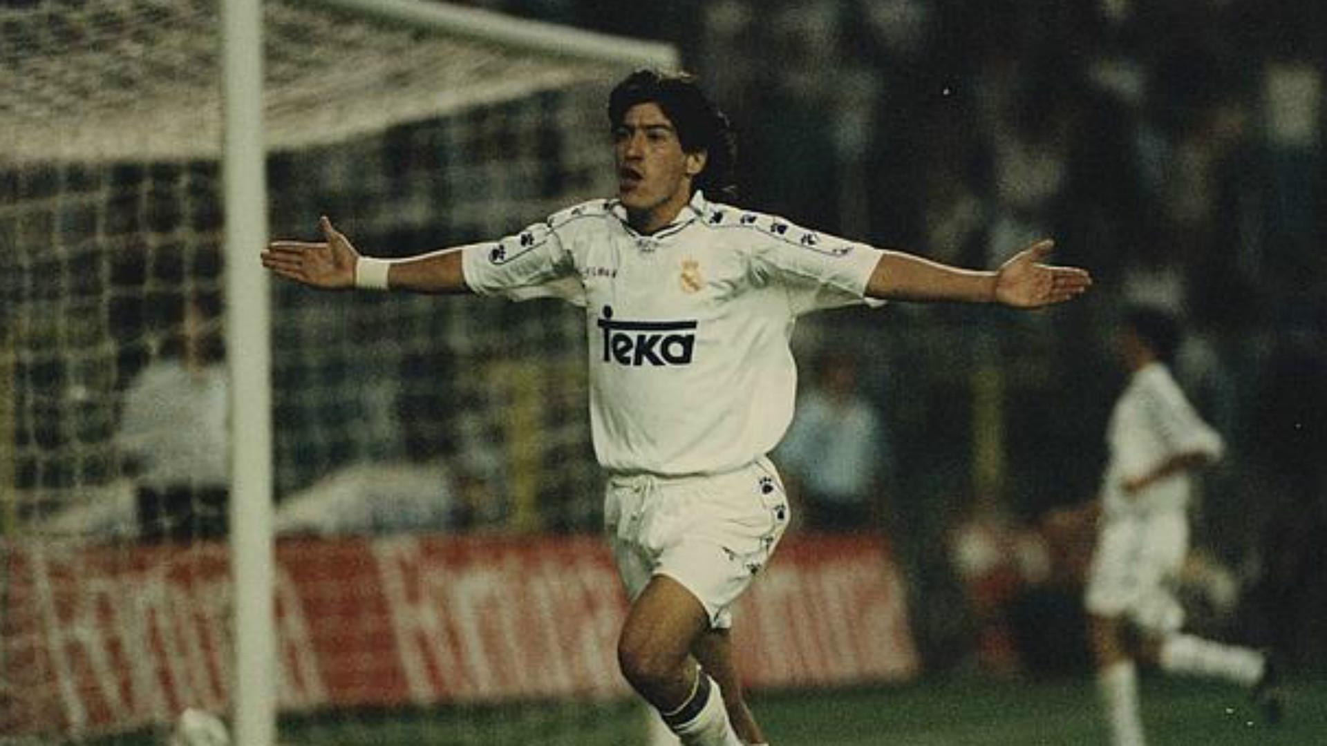 Zamorano Real Madrid Barcelona