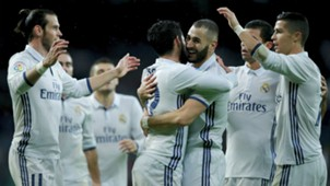 KARIM BENZEMA REAL MADRID ATHLETIC CLUB LALIGA 10232016