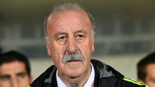 Luxembourg Spain Euro 2016 Vicente del Bosque 121014