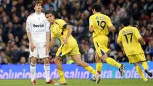 Kaka Real Madrid Alcorcon Copa del Rey