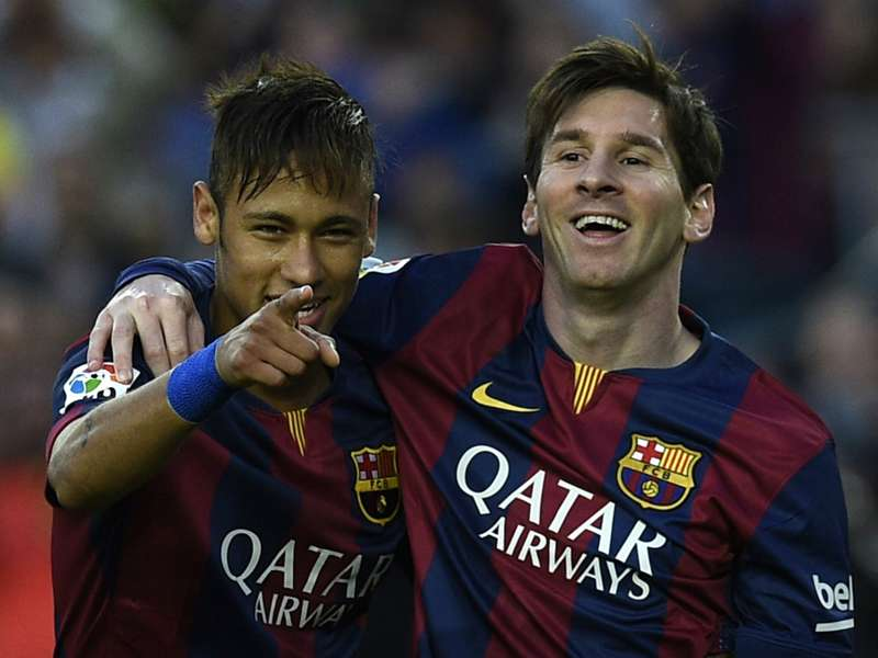 Neymar: I'll never forget Messi for giving me Cordoba penalty