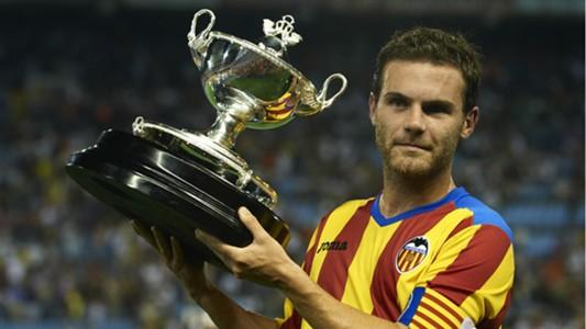 Juan Mata ex Valencia player