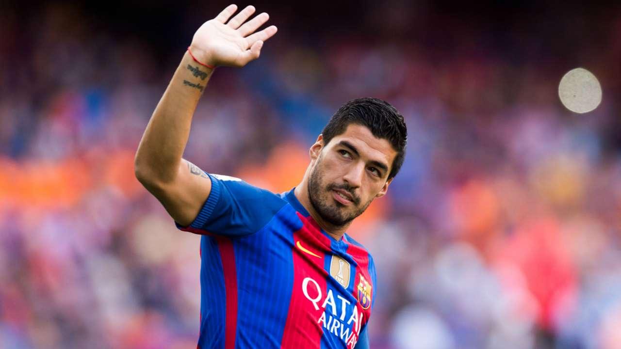 Luis Suarez Barcelona Joan Gamper