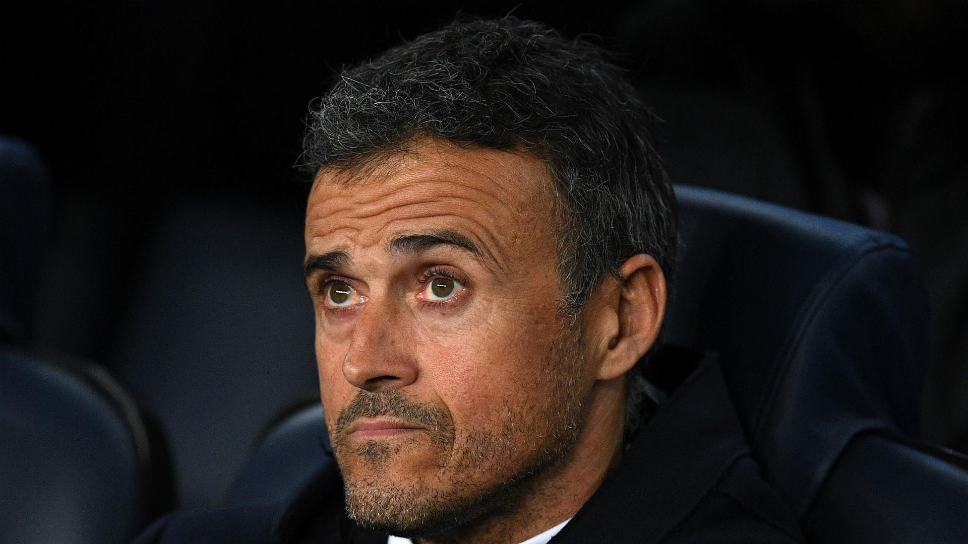 Luis Enrique Barcelona Borussia Monchengladbach Champions League