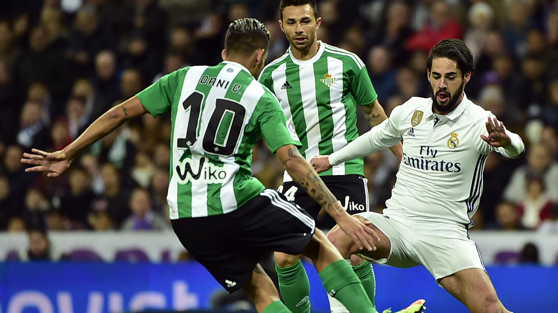 Isco Alarcon Real Madrid Betis LaLiga