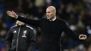 Zinedine Zidane Real Madrid Celta Copa del Rey