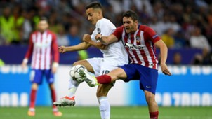 UCL FINAL REAL MADRID ATLETICO LUCAS VAZQUEZ 28052016
