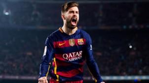 Gerard Piqué Barcelona