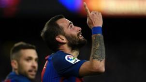 Aleix Vidal Barcelona Las Palmas LaLiga