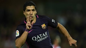 Luis Suarez Granada Barcelona La Liga