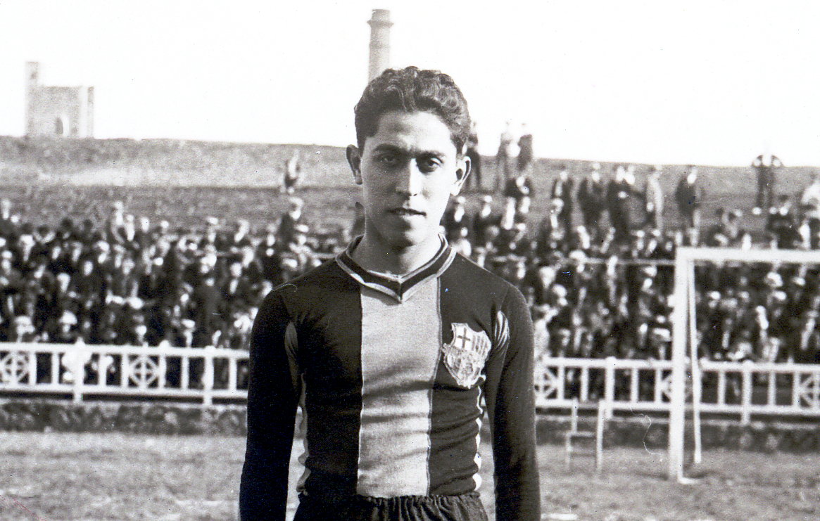 Paulino Alcántara Barcelona