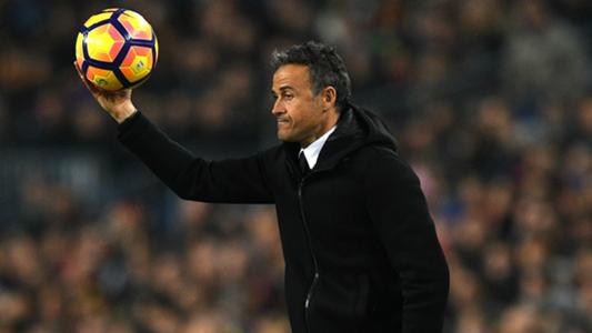 Luis Enrique Barcelona Real Madrid La Liga