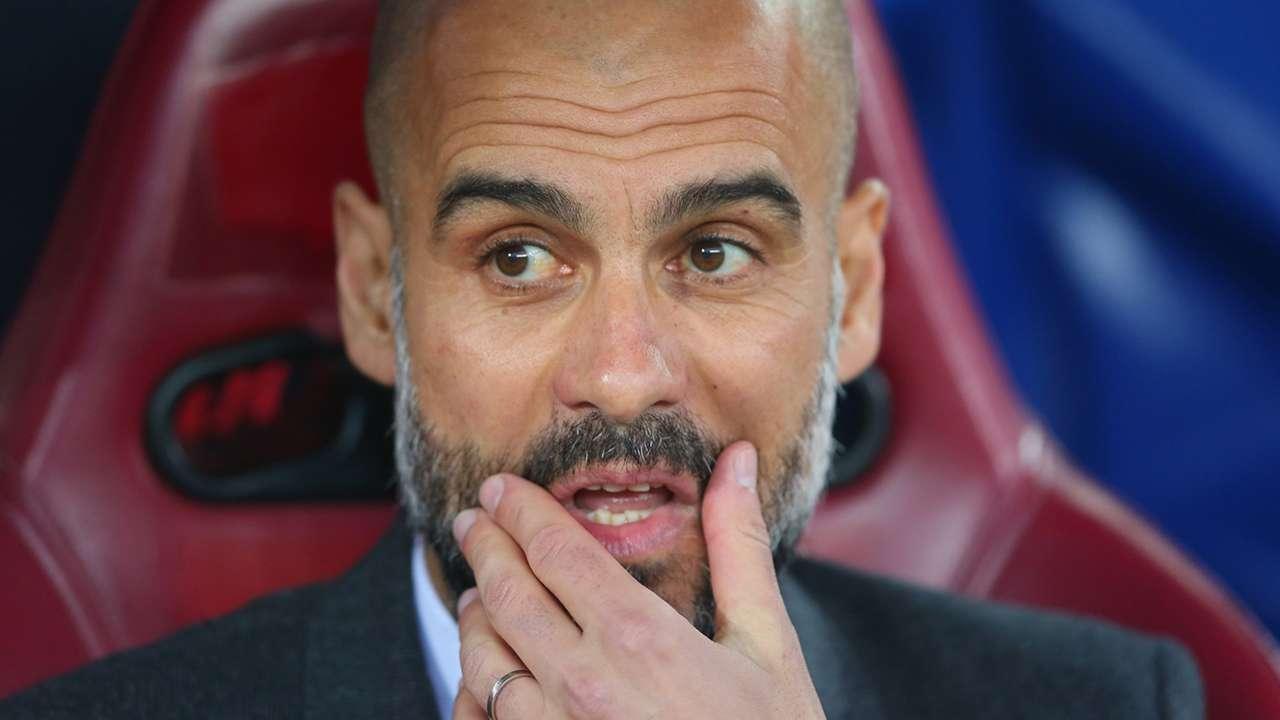 Pep Guardiola Atletico Madrid Bayern Munich 270416