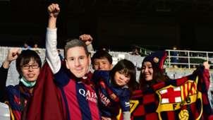 Barcelona fans CWC