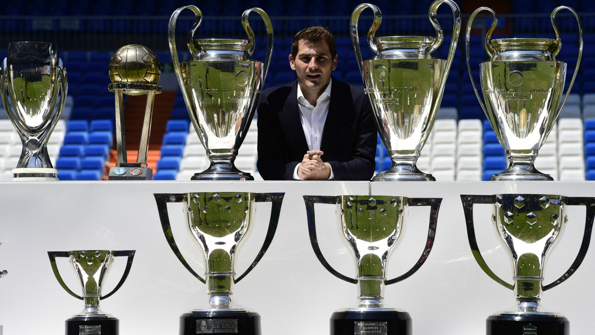 Iker Casillas Real Madrid 07132015