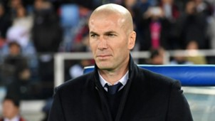 Zidane Real Madrid Kashima FIFA Club World Cup final 18122016