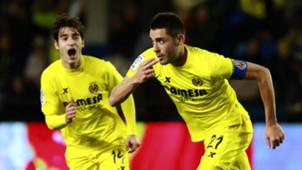 Manuel Trigueros Bruno Soriano Villarreal Getafe Copa del Rey 01212015