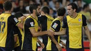Diego Godin Almeria Atletico Madrid Liga BBVA