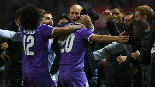 Marco Asensio Sevilla Real Madrid Copa del Rey