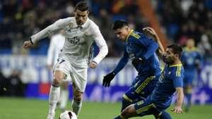 Cristiano Ronaldo Roncaglia Real Madrid Celta Copa del Rey