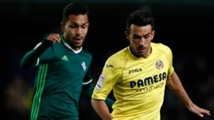 Nicola Sansone Petros Villarreal Betis La Liga