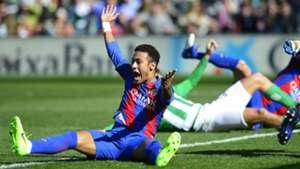 Neymar Betis Barcelona LaLiga 29012017