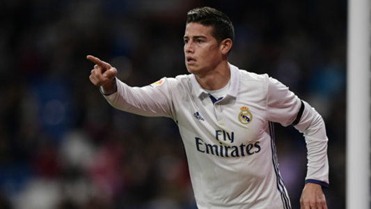 James Rodriguez Real Madrid Cultural Copa del Rey